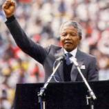 A humanidade chora a perda de Mandela