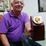 Amaury Horta,  craque dos gramados de Santê