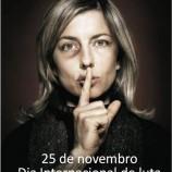 25 de novembro, dia intenacional de combate à violência contra a mulher