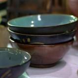 Feira de Cerâmica no Mercado Central