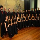 Seleção de cantores para coral Ars Nova