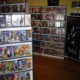 Feirão de DVDs e VHS