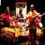 Grupo Congá: inscrição para selecão de dançarinos
