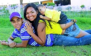 Juarez e Tatiane contam com doações para  Nícolas