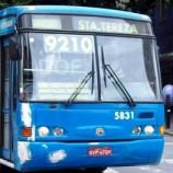 Redução do número de viagens de 68 linhas de ônibus