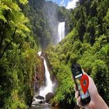 Aplicativo mapeia cachoeiras de Minas