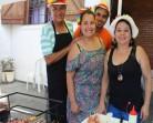 Moradores aproveitam o carnaval para aumentar renda