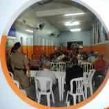 Moradores debatem segurança e bem-estar em Santa Tereza