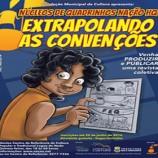 Oficina gratuita de Revista em Quadrinhos