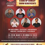 Stand up comedy beneficente