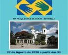 Sábado Solidário na Praça Duque de Caxias