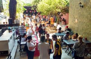 Feira Santa Praça
