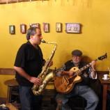 Santo Jazz com Duo Centopeia