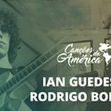Rodrigo Borges e Ian Guedes juntos em Santa Tereza