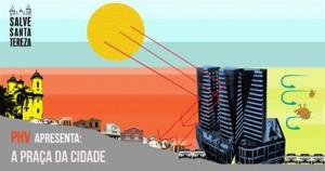 Torres - Arte Salve Santa Tereza
