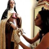 Ateliês de Santa Tereza: Arte restauradora