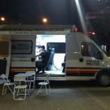 Base móvel policial atende Santa Tereza e região