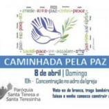 Santa Tereza fará Caminhada pela Paz no domingo