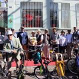 Tweed Ride BH em Santa Tereza