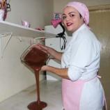 Delícias de Santê: Camila Aganett, artesã da confeitaria