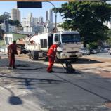Rua Formosa liberada para o trânsito