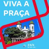 Projeto Viva a Praça em Santa Tereza