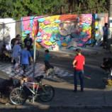 Encerramento do Território de Arte Urbana em Santê