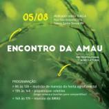 Mercado de Santa Tereza sedia encontro de agricultura urbana AMAU