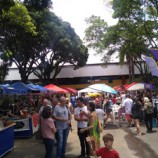 Feira do Mercado em Santa Tereza