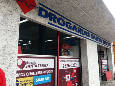 Drogaria Santa Tereza