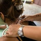 Troca-se uma massagem terapêutica por esterco
