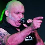 Show de Blaze Bayley, ex-vocalista do Iron Maiden
