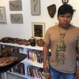 A cerâmica da tribo Wauja em Santa Tereza