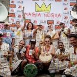 Concerto didático do Bloco Babadan Banda de Rua