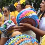 Pré-carnaval em Santa Tereza