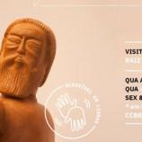 Exposição Raiz do artista Ai Weiwei