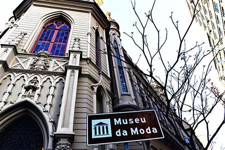 Aulas abertas no Museu da Moda