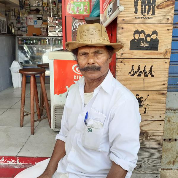 Gente de Santê: Eugênio Capataz