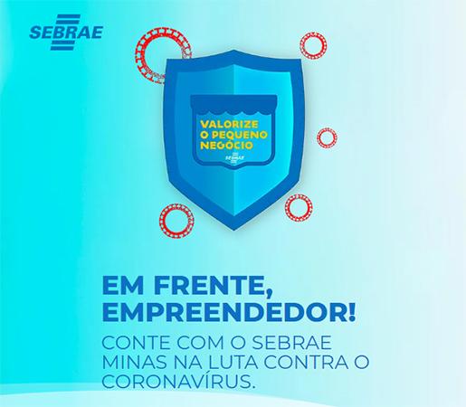 Sebrae Minas oferece e-books, palestras e cursos online gratuitos