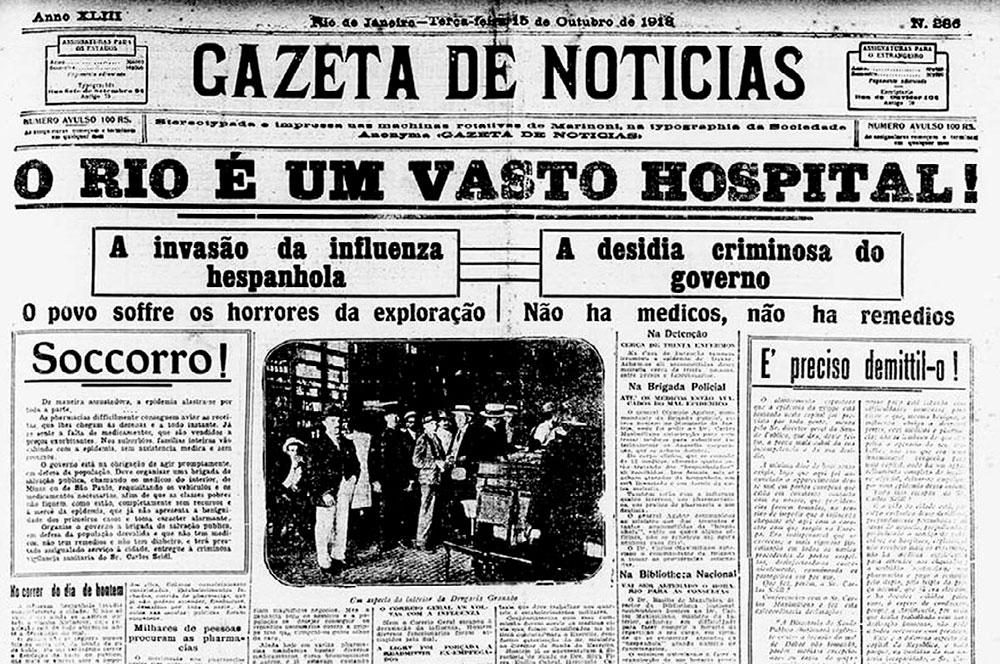 As grandes pandemias