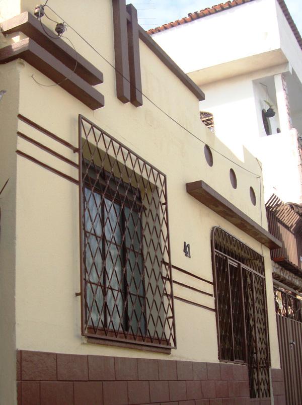 Antiga casa