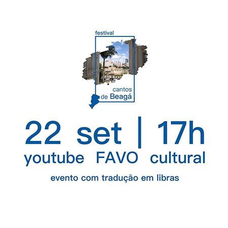 Festival Cantos de Beagá