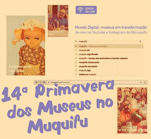 14ª Primavera dos Museus no Muquifu
