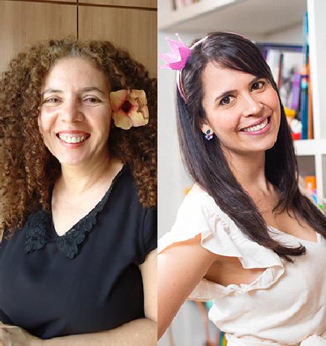 Sempre Um Papo recebe Fernanda de Oliveira e Ivone Gomes