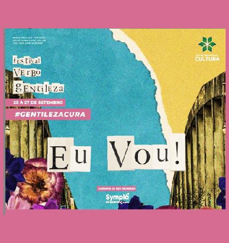 Festival Verbo:Gentileza será digital