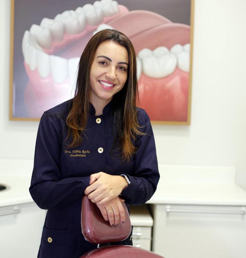 Flávia Rocha Odontologia Especializada