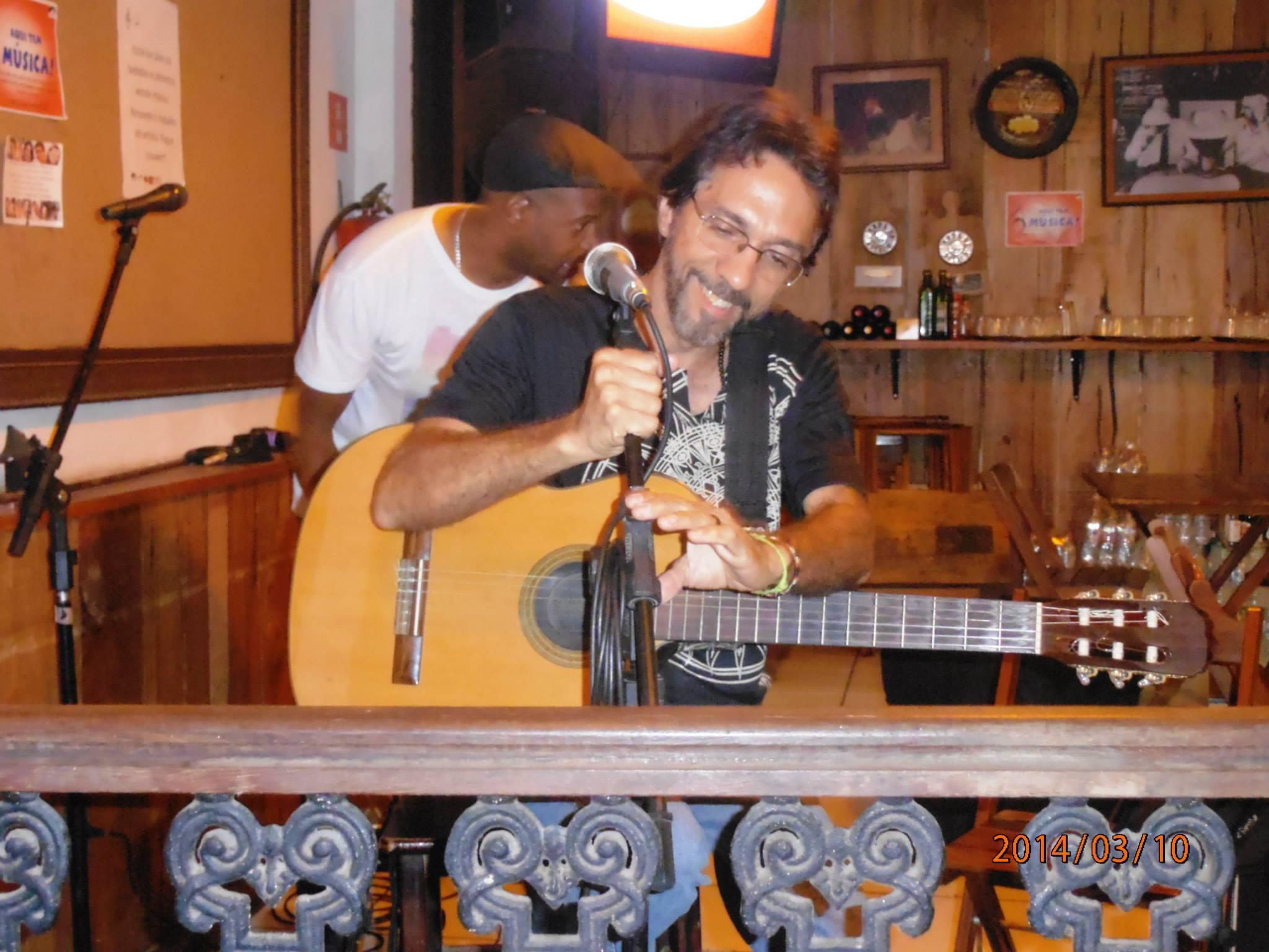 Nélio Torres lança o CD Parayba & Minas